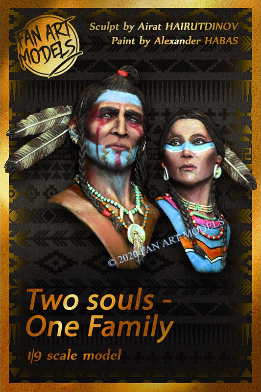 TWO SOULS - ONE FAMILY